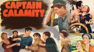 Captain Calamity (1936)   Full Movie   Marian Nixon, Vince Barnett   Old English Movies