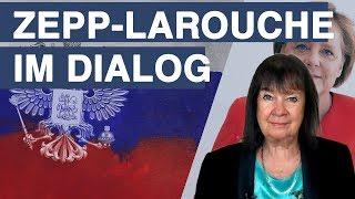 Webcast mit Helga Zepp-LaRouche – 8. Mai 2018
