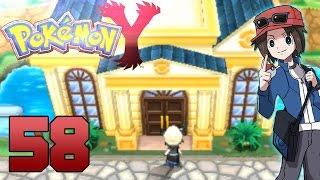 Batika City, das Kampfhaus und die Kontaktsafari! - Let's Play Pokémon X/Y #58