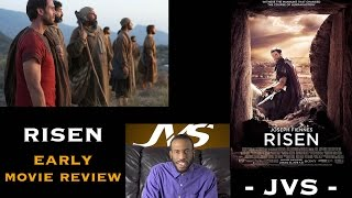 RISEN (2016) | EARLY MOVIE REVIEW (Spoiler Free!)