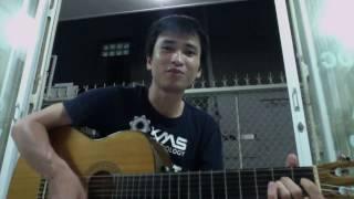 (Thanh Bùi) My kool Viet Nam (E) | Hợp âm và cách đánh Guitar