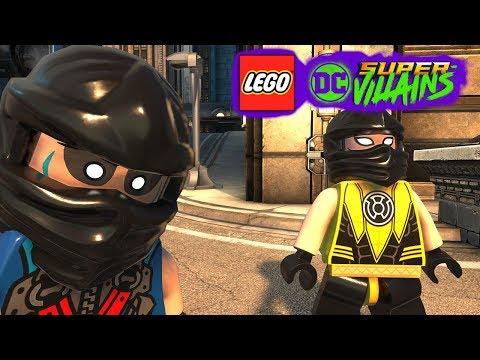 LEGO DC Super Villains #59 SCORPION E SUBZERO DO MORTAL KOMBAT COMPLETANDO MISSÕES Dublado EXTRAS thumbnail