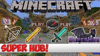 Minecraft Plugin Tutorial - Super Hub