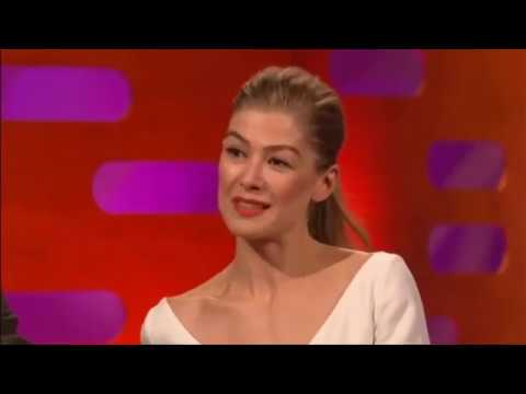 The Graham Norton Show S24E03 BTS, Whoopi Goldberg, Jamie Dornan, Rosamund Pike, Harry Connick