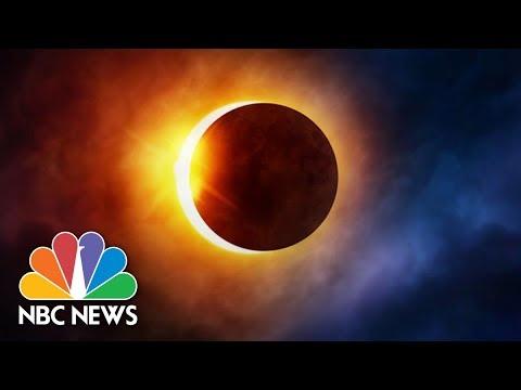 Flashback: NBC Nightly News Covers the 1979 Eclipse | NBC Nightly News