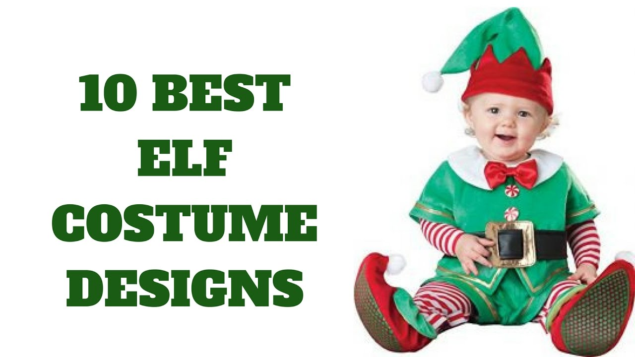 a600893d0 10 Best Elf Costume Designs - YouTube