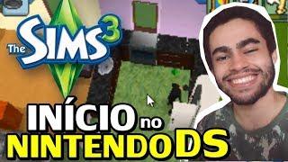 The Sims 3 (Versão Nintendo DS) - O Início