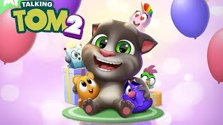 Gambar cover My Talking Tom 2 Android Gameplay Ep 1