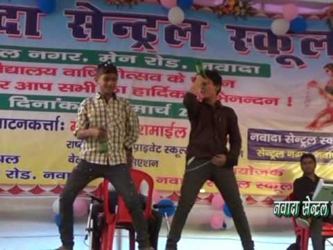 nawada central school annual function 2016