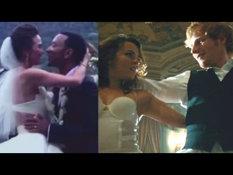 5 Most Popular Wedding Songs