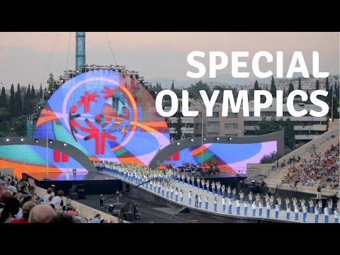 Special Olympics World Summer Games Athens