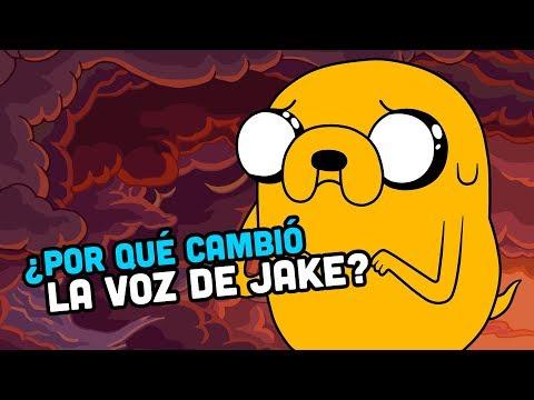 ¿Por qué cambiaron la voz de Jake el perro en Hora de Aventura?