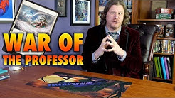 War Of The Professor - Exclusive Magic: The Gathering War Of The Spark Preview / Spoiler Card
