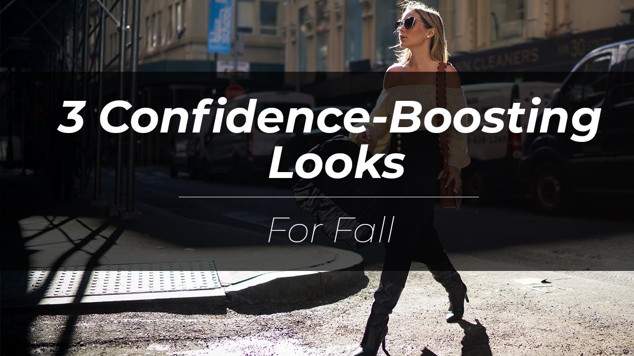 [VIDEO] - 3 Fall Outfits to Boost Confidence | Christie Ferrari | Fashion Psychology 1