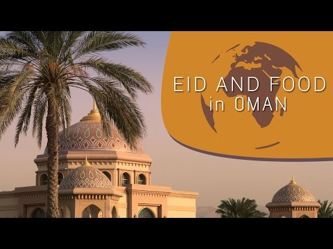 Eid and food in Oman HD