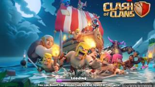 Clash of Clans - Moj prvi video za yt