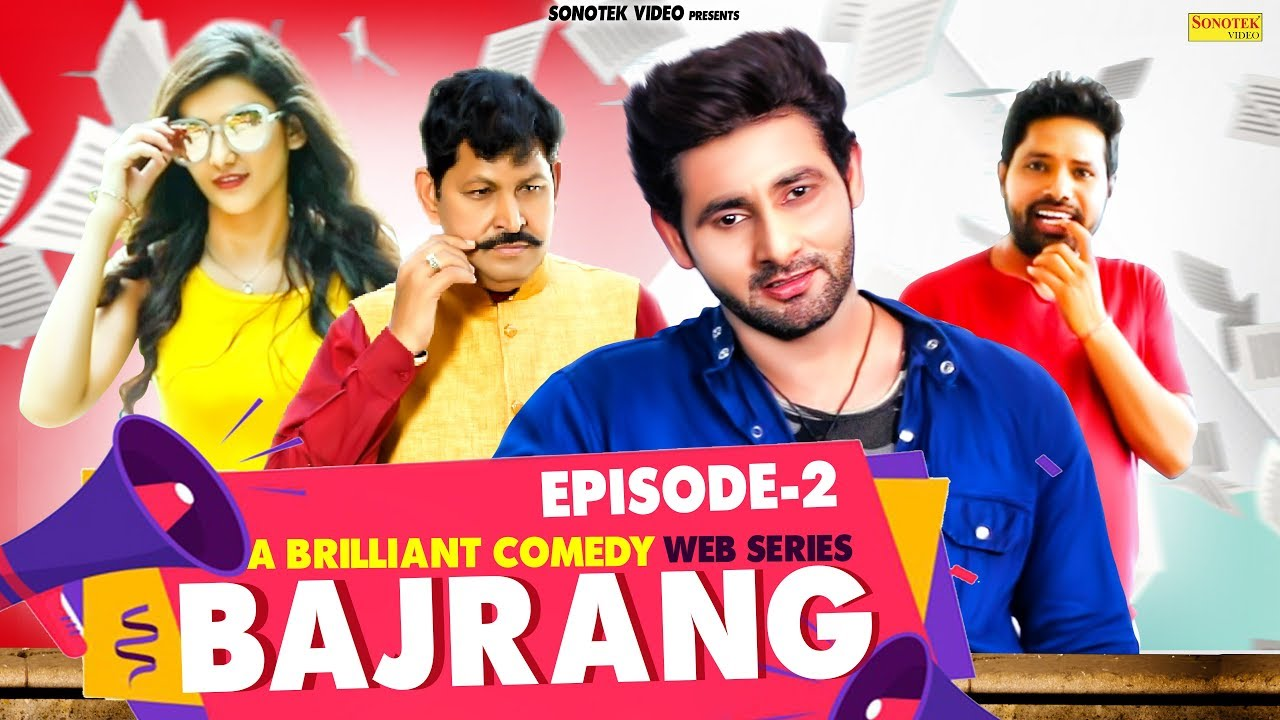 Download Bajrang Episode 2   Vijay Varma   Friendship   Andy Dahiya, Sweta, Hansraj   New Web Series 2019