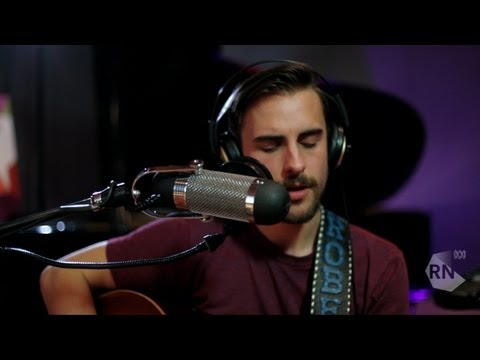 Robert Ellis  - 'Comin' Home' [HD] The Music Show, ABC Radio National