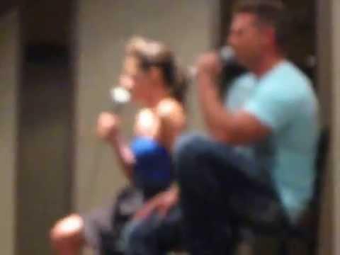 Kelly Monaco talks about Michael Easton.
