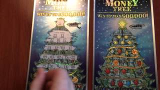 $400 in Money Tree Tickets - $10 Scratch Off Lottery Tickets (10) Part 1