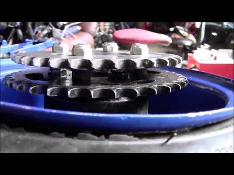 Suzuki Pv Tuning Story #5 (6