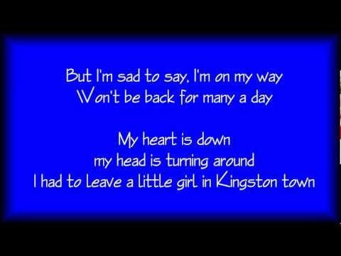 Jamaica Farewell - Karaoke