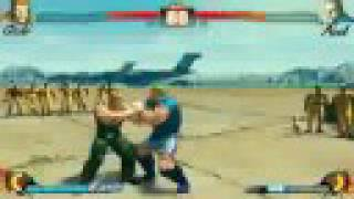 Street Fighter IV - Gameplay Trailer (HD 720)