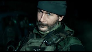 MODERN WARFARE 2019 All Captain Price Scenes