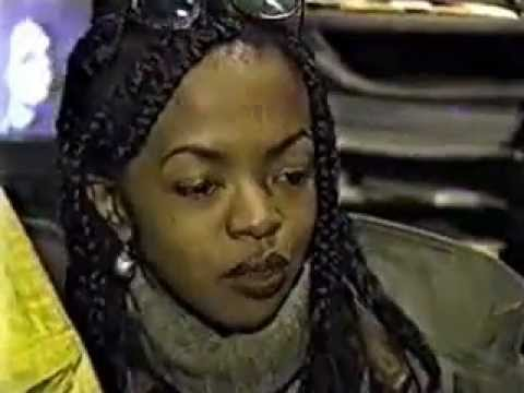 fugees interview 1996