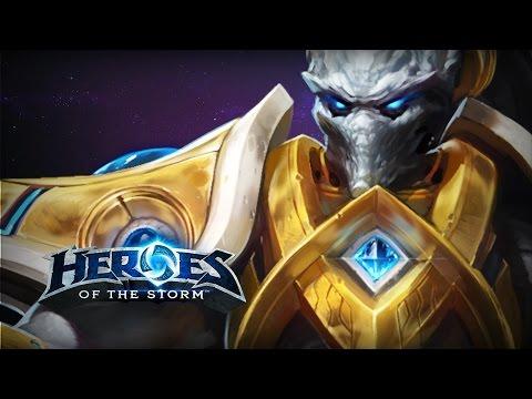 ♥ Heroes of the Storm - Tassadar Rework