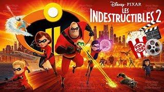 LEGO FRANÇAIS LES INDESTRUCTIBLES 2 FILM COMPLET JEU VIDEO DISNEY PIXAR FILMS