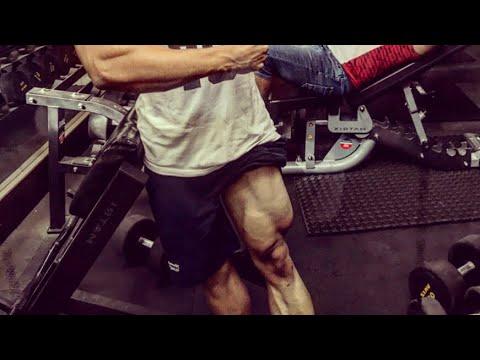 My top 5 exercises to grow stubborn legs