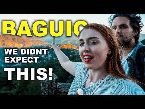 Exploring BAGUIO! Most Surprising City In Philippines?