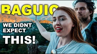 Exploring BAGUIO! Most Surprising City In Philippines?