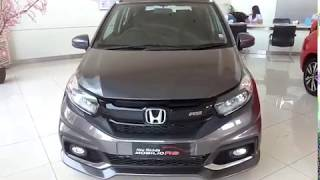 Review New Honda Mobilio RS A/T (2018)