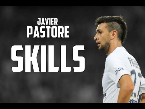 Javier Pastore ● Best Skills Ever ● HD