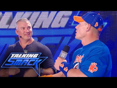 Why is John Cena still dangerous to every Superstar he faces?: WWE Talking Smack, July 11, 2017