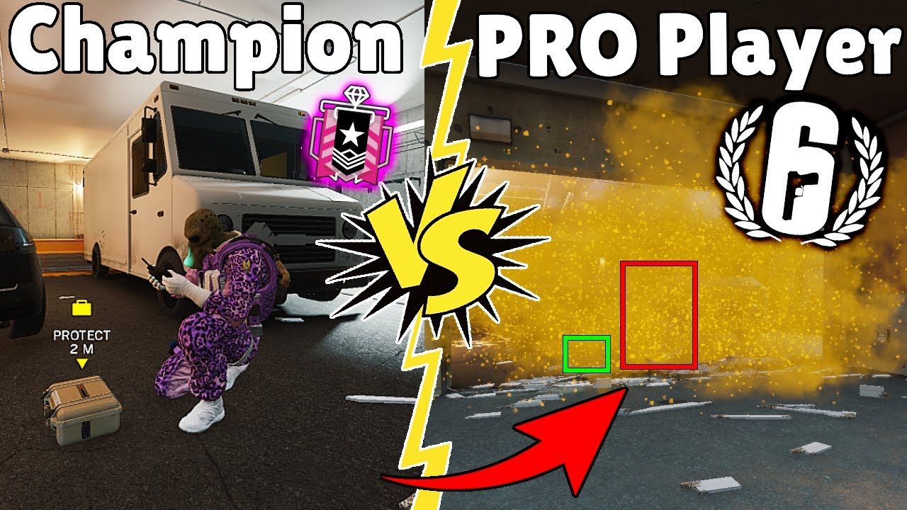 This is Why Pro Players Are The SMARTEST Smoke Mains - Rainbow Six Siege