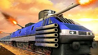 Police Train Shooter - USA Transport 2018 screenshot 1