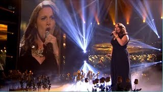 Sam Bailey sings I