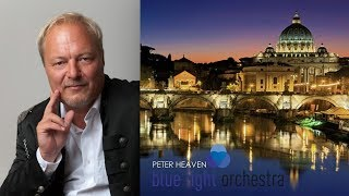 PETER HEAVEN & blue light orchestra - the story of my life - romantic trumpet song