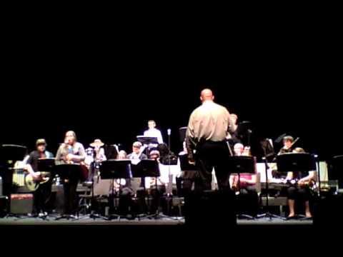 Danby-Rush Tower Middle School Band - Maximum Velocity