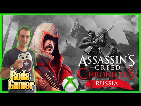 Assassin's Creed Chronicles Russia - Início De Gameplay #1