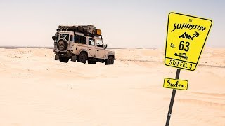 BYE BYE BAJA CALIFORNIA | Im Land Rover Defender von Mexiko in die USA | REISE-DOKU-VLOG³ N°63