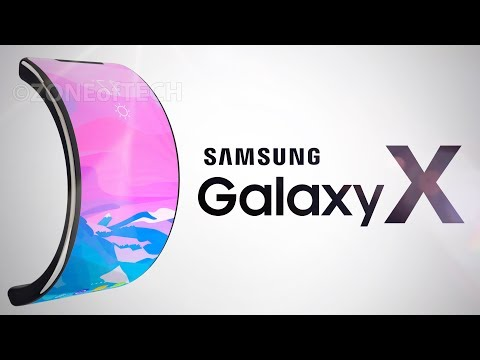 Samsung Galaxy X - The Future of Smartphones!