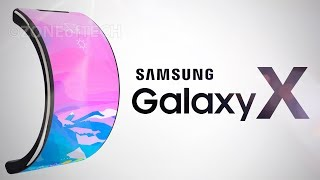 Samsung Galaxy X - The Future of Smartphones! thumbnail