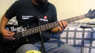 Hombre al agua (cover bass)