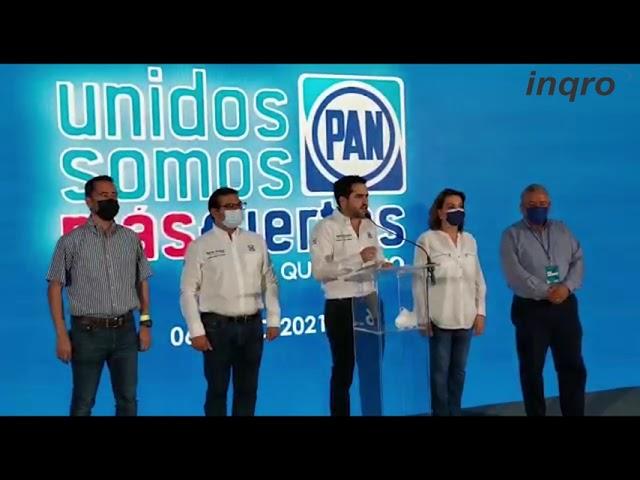 Agustín Dorantes #Elecciones #Querétaro2021
