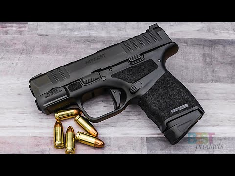 5 beste compacte 9 mm pistolen