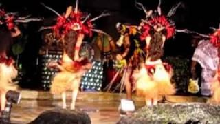 ②FishEye @Guam Polynesian Show